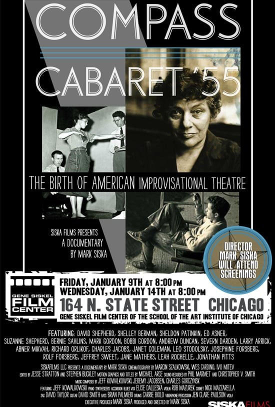 Watch Compass Cabaret '55